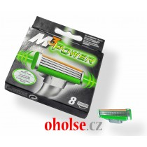 GILLETTE M3 POWER blades 8