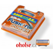 GILLETTE FUSION POWER blades 8