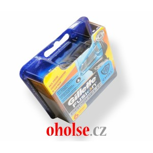 GILLETTE FUSION PROSHIELD CHILL 6 žiletek