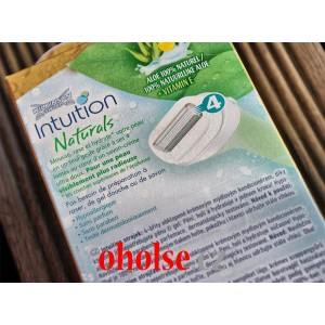 WILKINSON INTUITION SENSITIVE CARE holící strojek, držák a 1 žiletka
